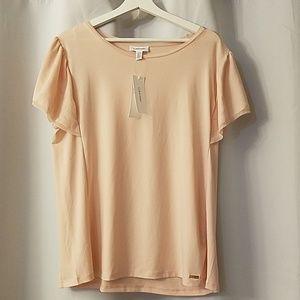 Calvin Klein Blush color top